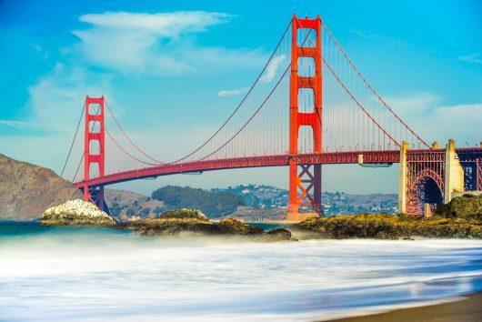 Golden Gate Bridge to Napa and Sonoma Valley