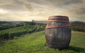 Old Wine Barrel, Livermore Valley, CA