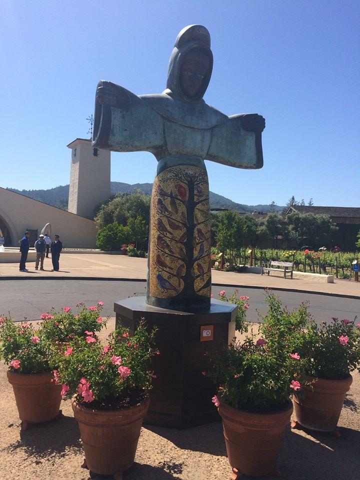 Robert Mondavi Winery Tour