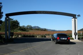 Tasting at Domaine Chandon Winery